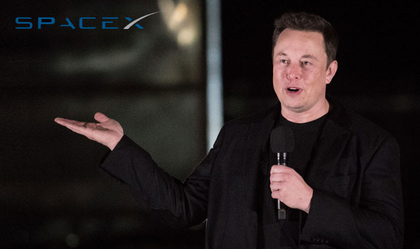 """SpaceX CEO Elon Musk announces a new project called """"Ocean Spaceport."""""""