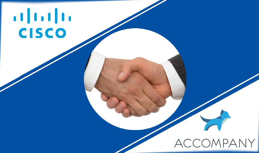 it services cisco acquires accompany