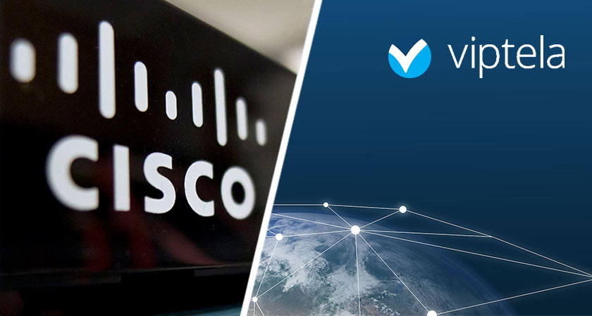 Cisco adds SD-WAN startup Viptela to its acquisitions for