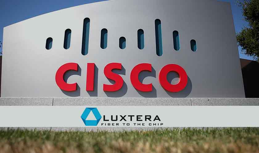Cisco intent on acquiring Luxtera