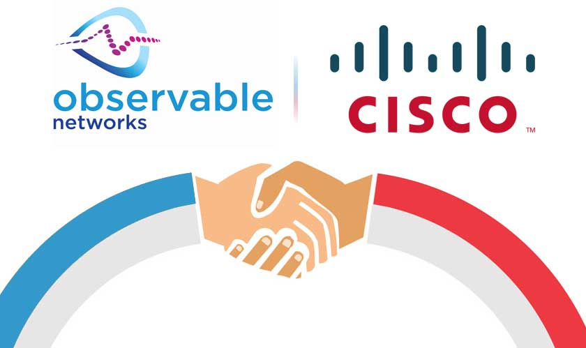 Cisco ups its Security; Acquires Observable Networks