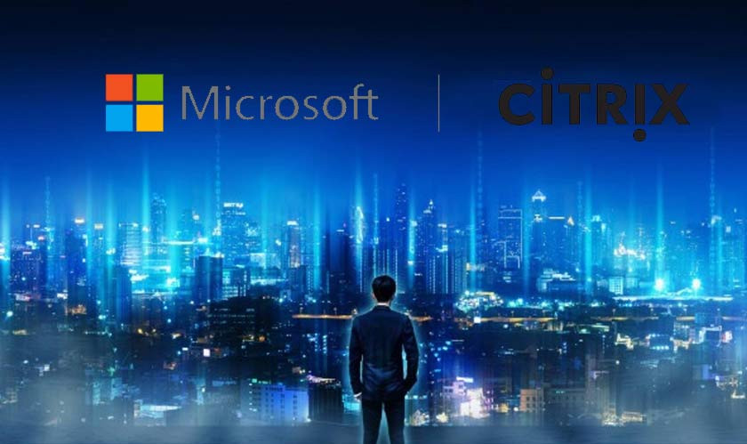 Microsoft and Citrix Partner to Secure the Future of Work
