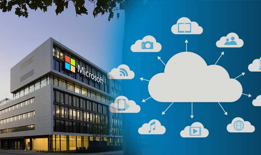 Cloud business spurs Microsoft's third quarter results