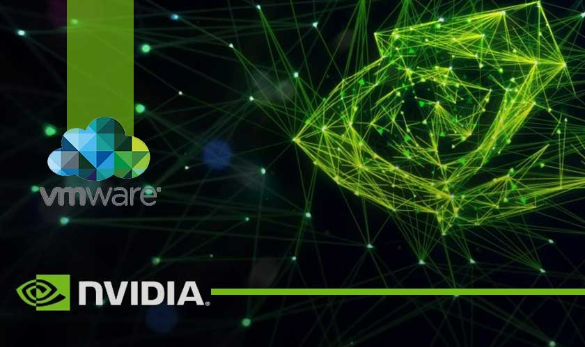 NVIDIA and VMware team up to release cloud software