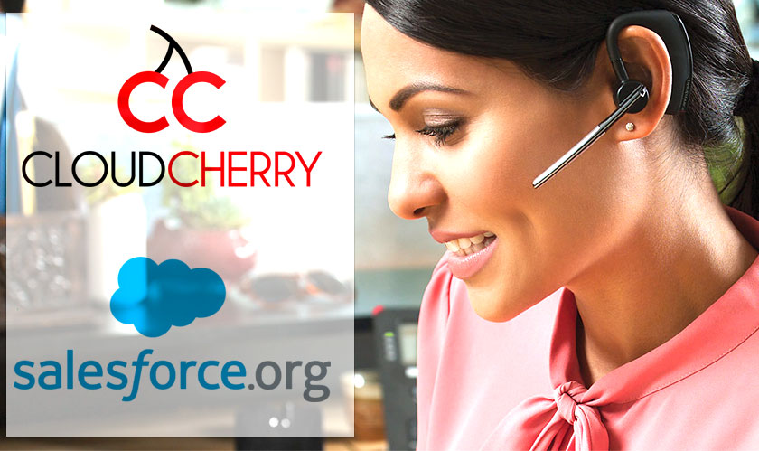 CloudCherry, Salesforce to work together to enrich customer experience