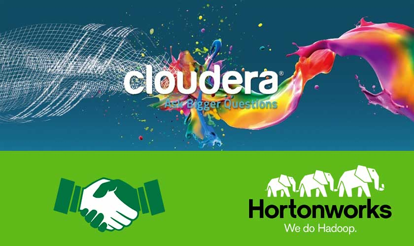 Cloudera and Hortonworks complete their merger