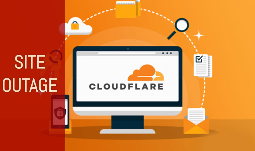 Cloudflare blames bad software deployment for website outage