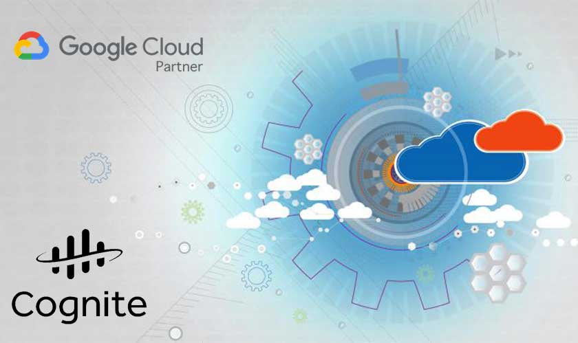 Cognite becomes Google Cloud Technology Partner of the Year 2019