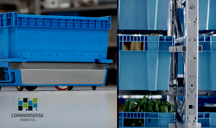 CommonSense Robotics to boost small grocery retailers