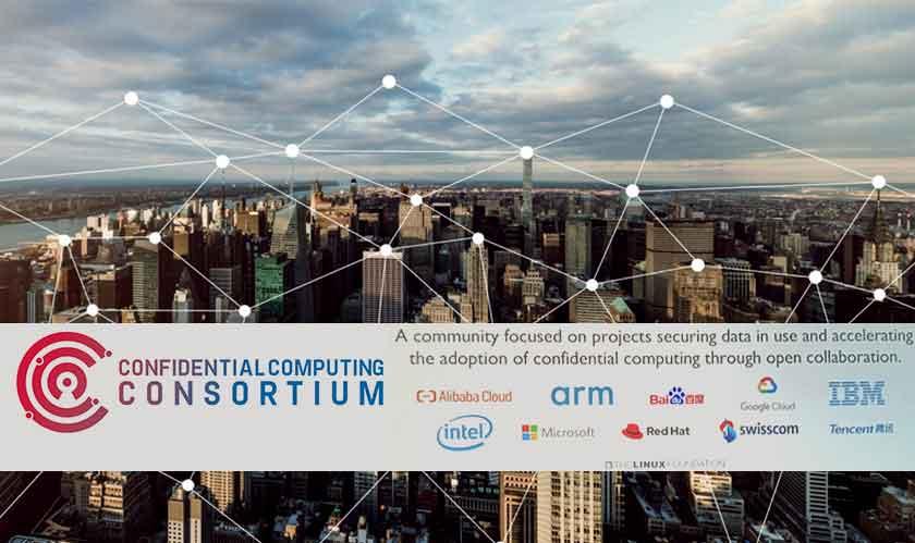 Big tech companies form Confidential Computing Consortium