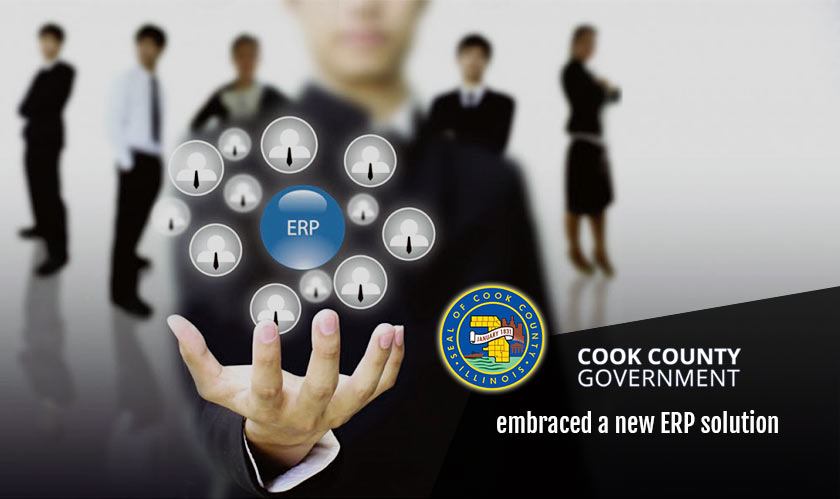 Cook County embraced a new ERP solution