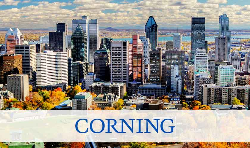 Corning inaugurates a Software Innovation Center in Montreal
