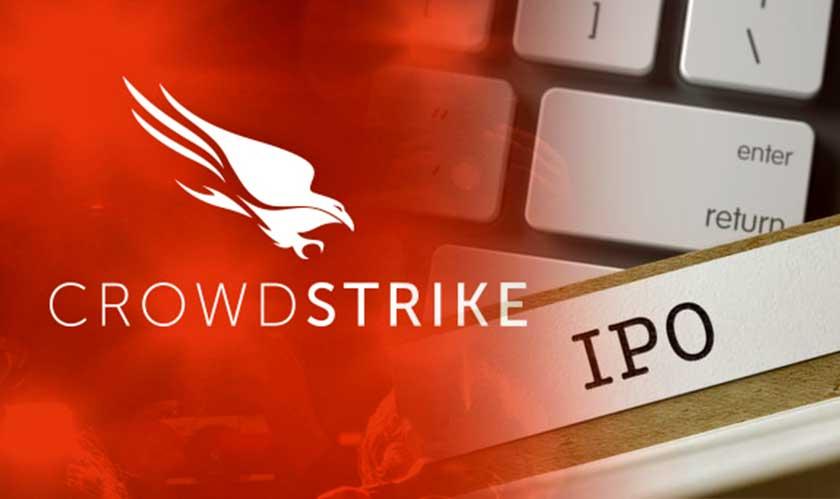 CrowdStrike IPO has had blockbuster opening