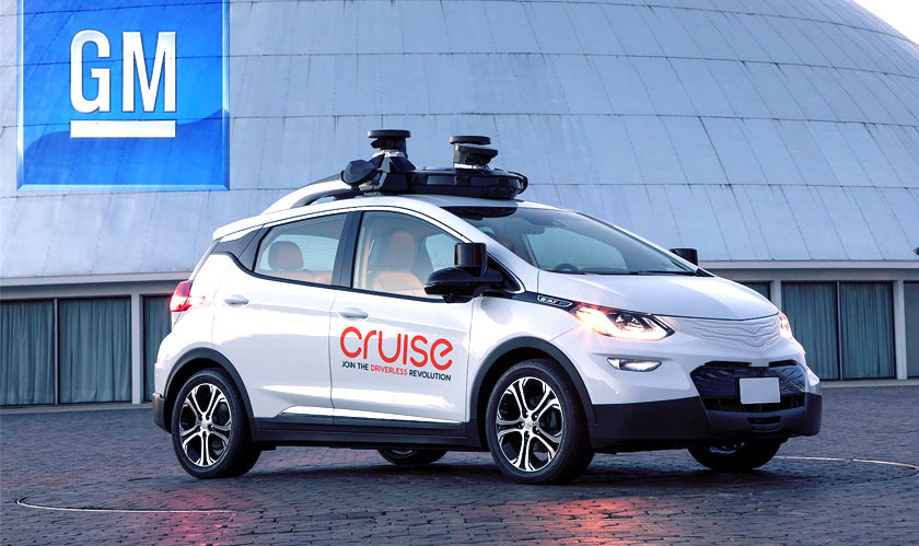 GM's sister company Cruise acquires LIDAR startup Strobe