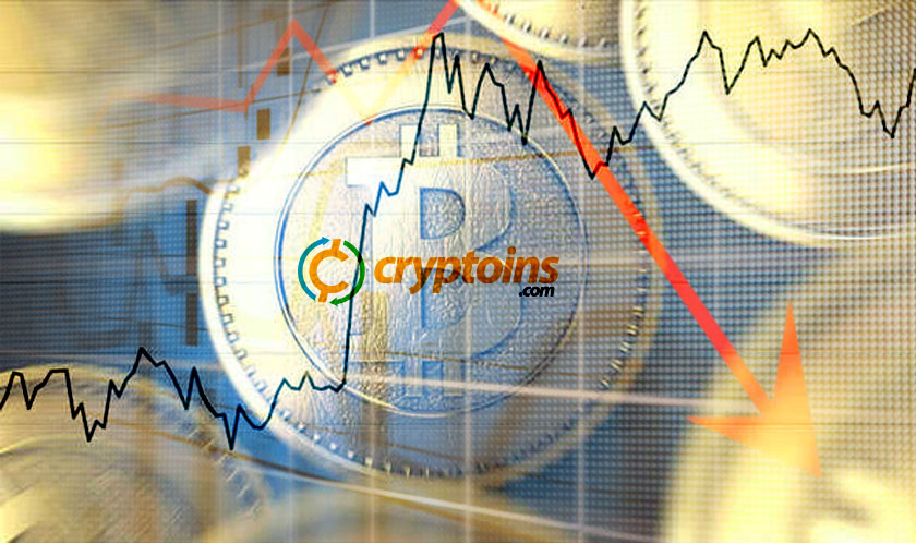 cryptocurrencies crash after months of unstinted growth