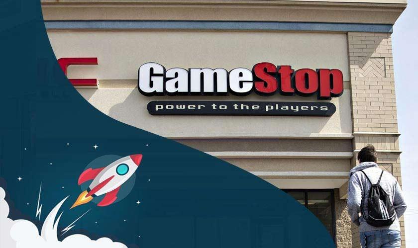 GameStop shares skyrocket, as Reddit users, Punish Short Seller Group