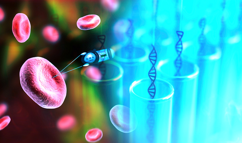 dna nanorobots kill cancer tumors