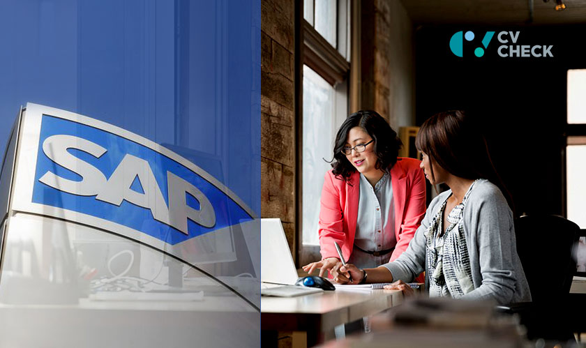 cvcheck introduces software for sap