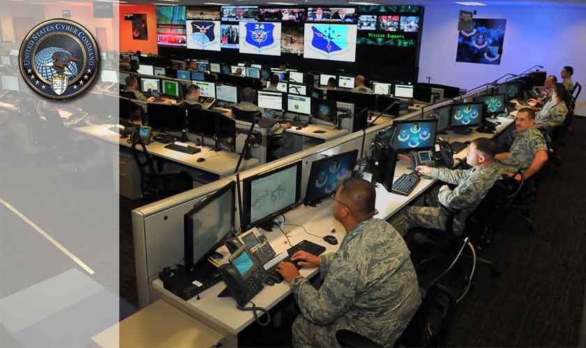 The US Cyber Command brought down the IRA for a day
