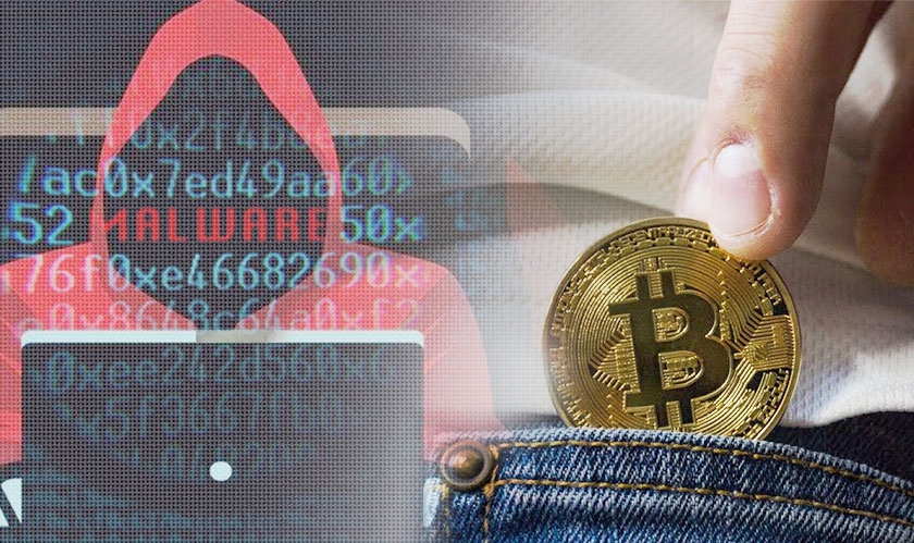 A New Malware, 2.3 Million Cryptocurrency addresses at risk