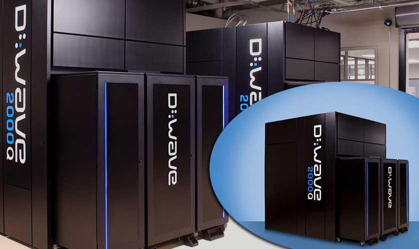 d wave quantum hybrid platform