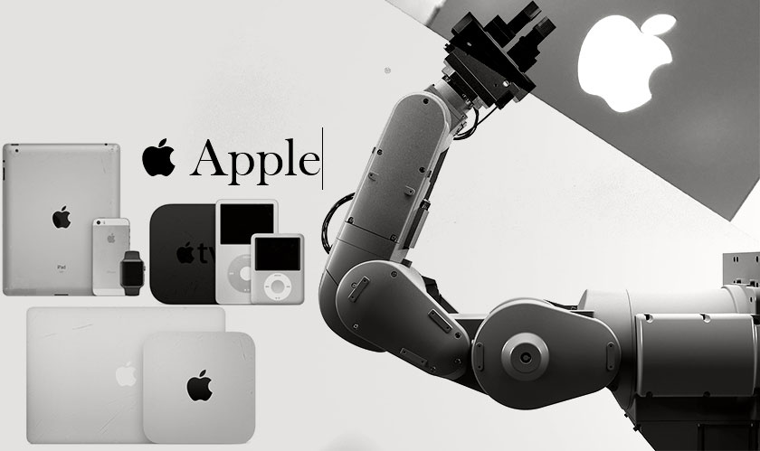 Daisy is Apple's new iPhone Recycling Robot