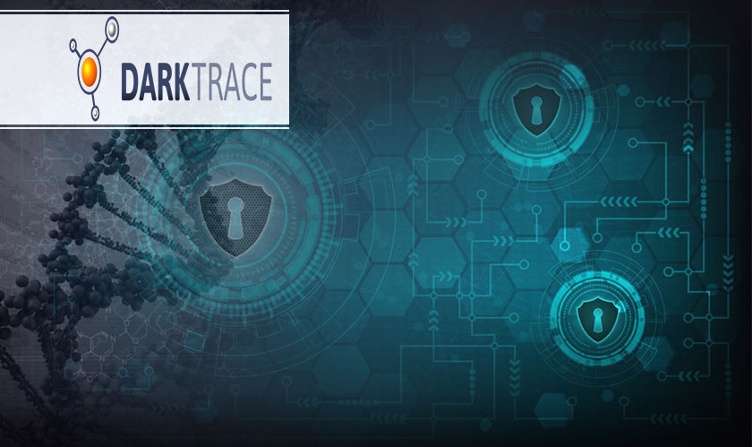 With the new funding, DarkTrace now valued at $1.65 Billion