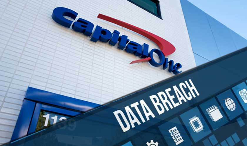 cyber security data breach capital one us
