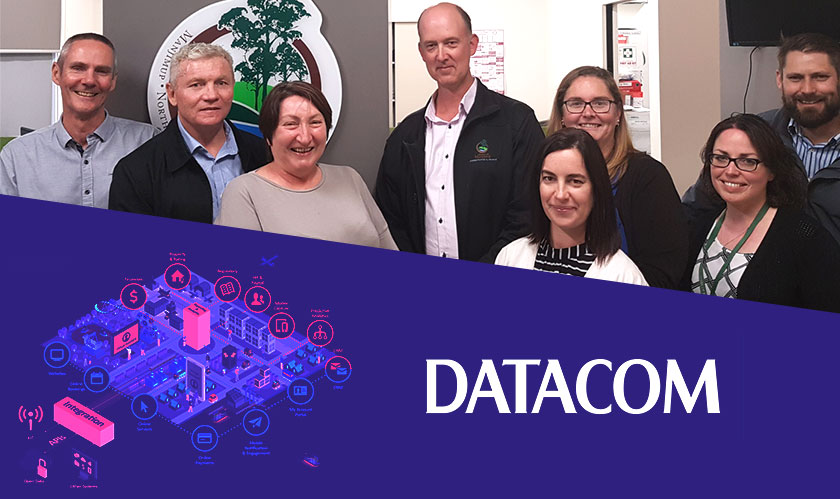 Datacom passes its first trial!