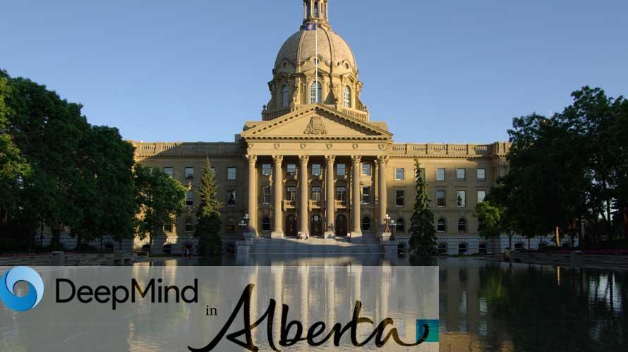 DeepMind lands in Alberta