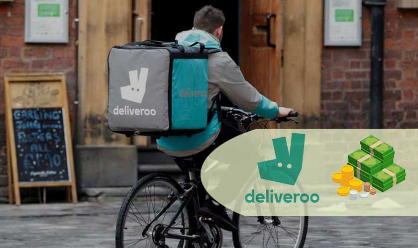 deliveroo series g funding