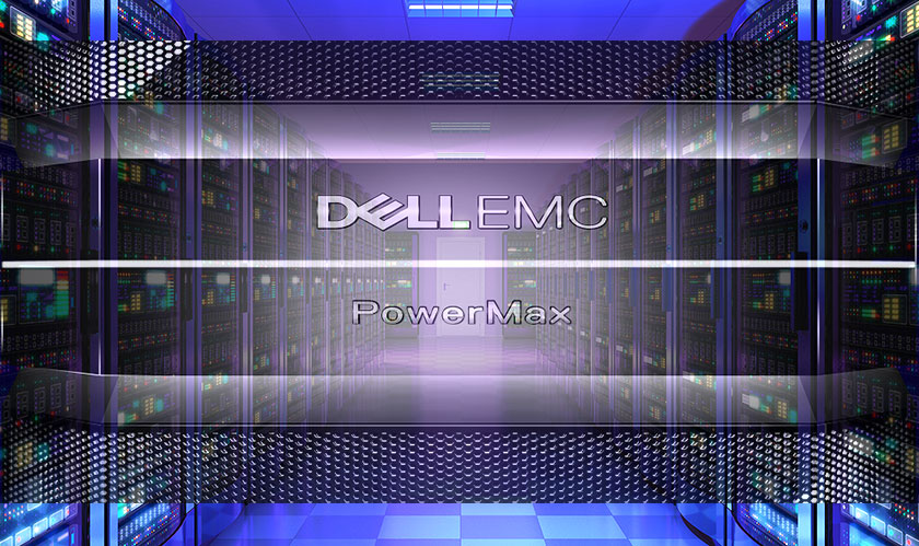 storage dell powermax fastest  array