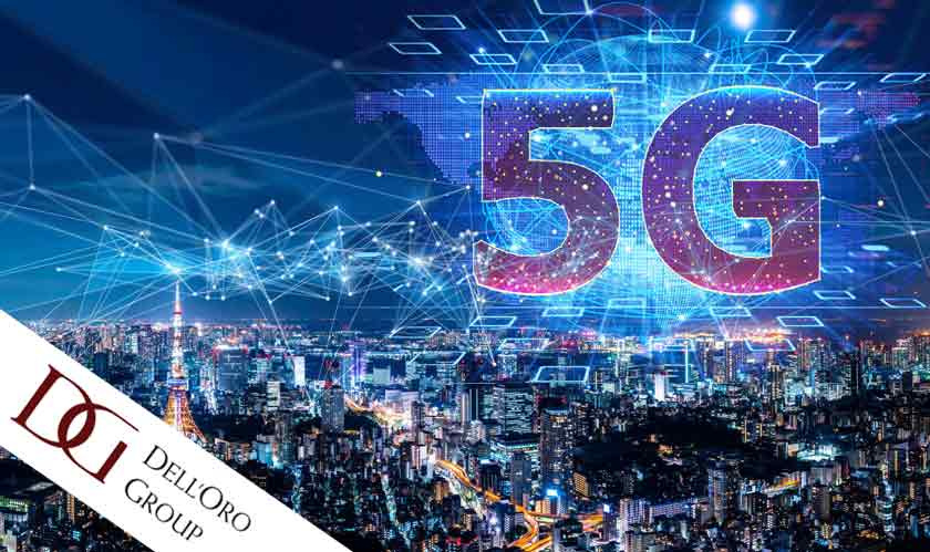 Dell'Oro Group predicts arrival of 5G will propel the IoT market