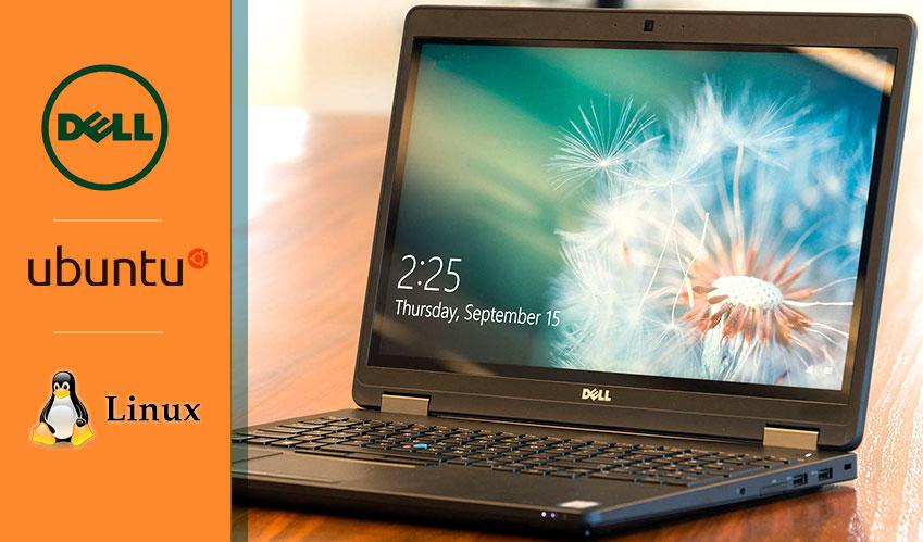 software dell precision ubuntu linux laptops