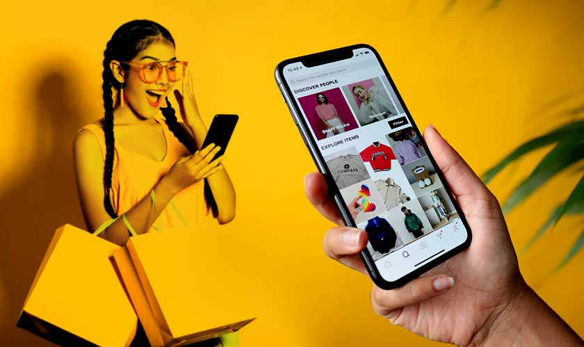 Depop social app gets $62M in funding round