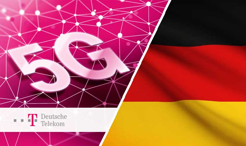 Deutsche Telekom 5G goes live in 5 German cities