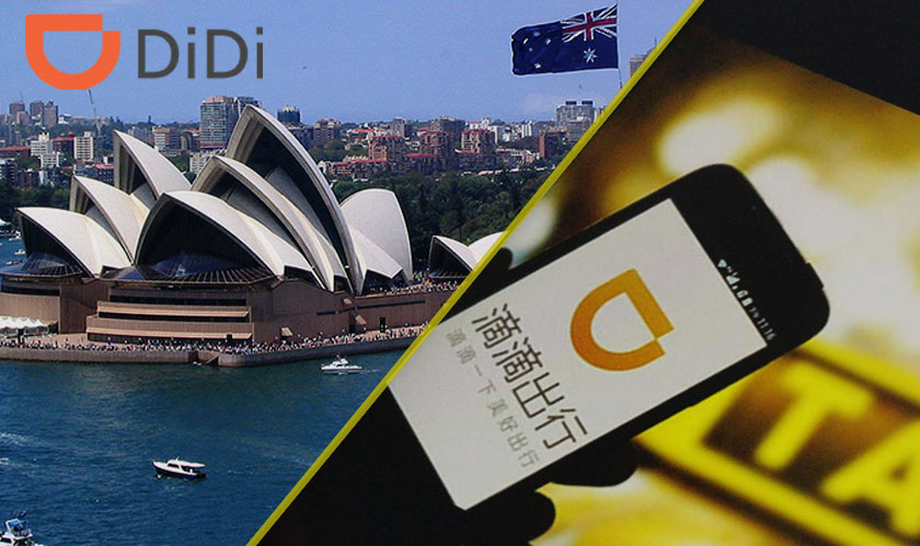 it services didi ride sharing australia