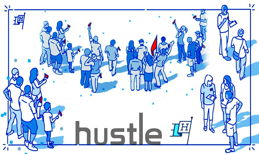 Digital Marketing gets personal touch with Hustle