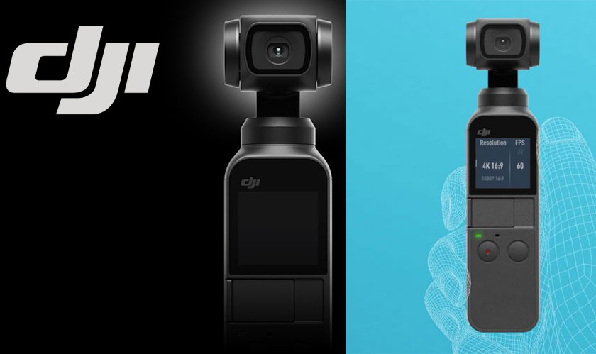DJI launches new 4K footage camera Osmo Pocket