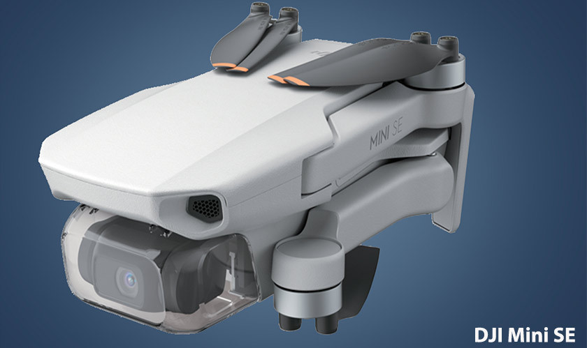 DJI Mini SE to be made available in only selected markets