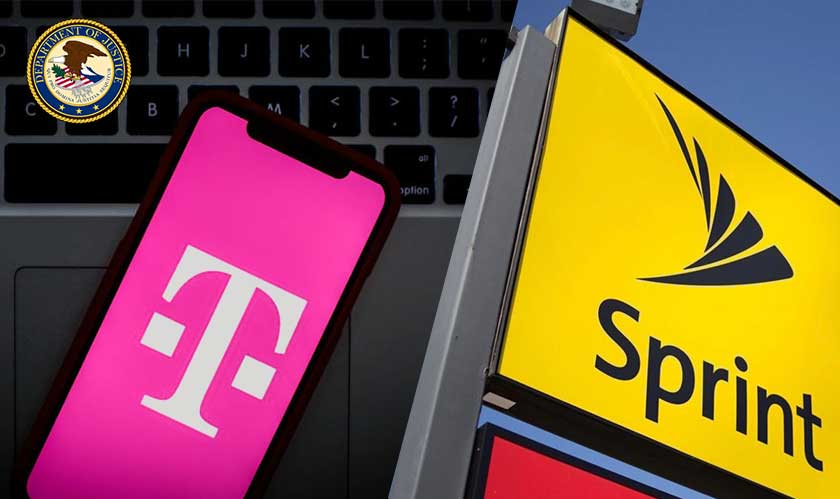 DoJ asks T-Mobile & Sprint to create new telecom carrier