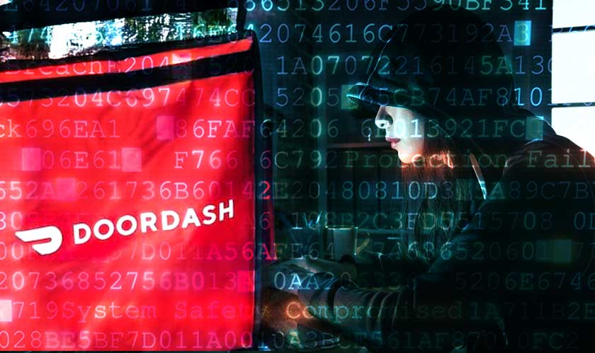 DoorDash hit by a data breach, 4.9 million people affected