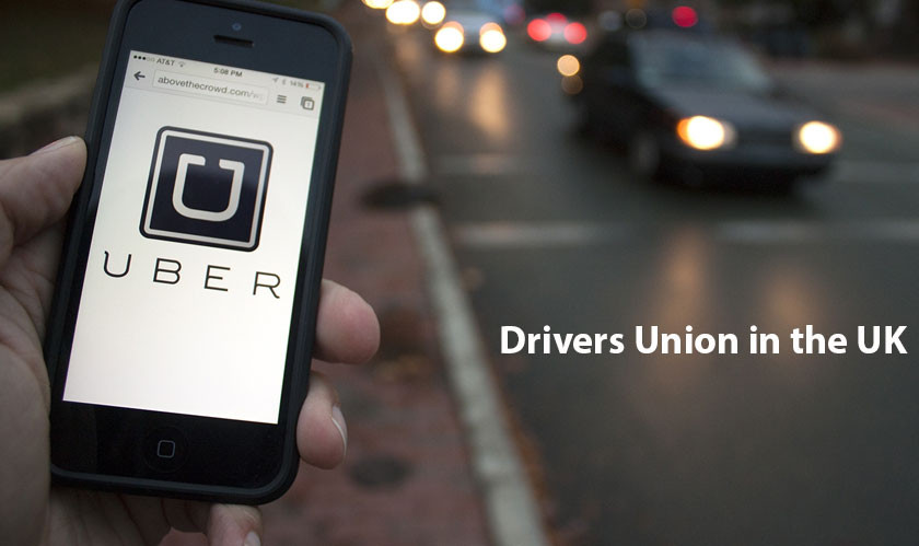 Uber finally recognizes its drivers' union in the UK