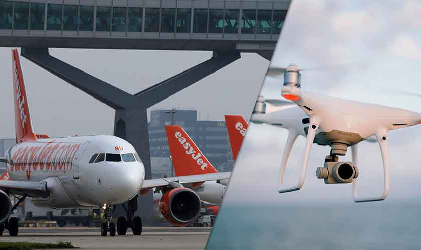 Drone menace shuts down London's Gatwick Airport