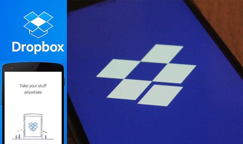 Dropbox announces a big redesign