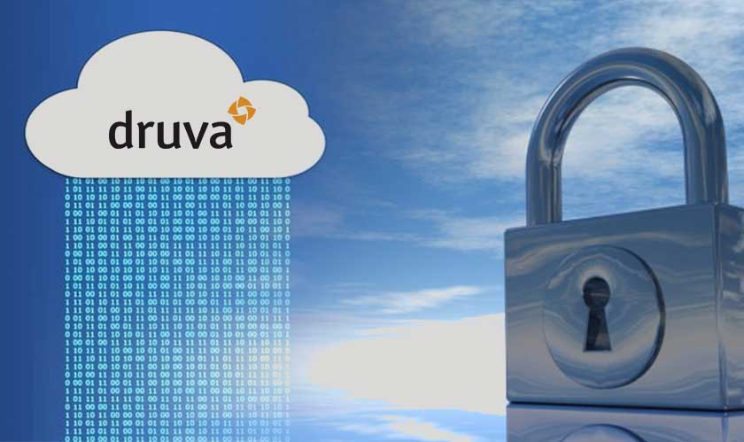 cloud druva raises     million