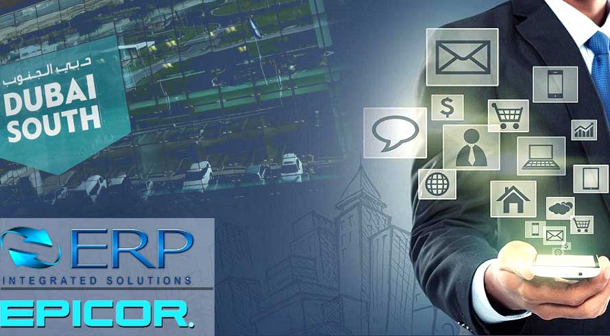epicor and rheinbrcke with smartworld step into dubai south to deliver erp solutions