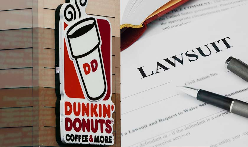 New York Attorney General sues Dunkin' Donuts