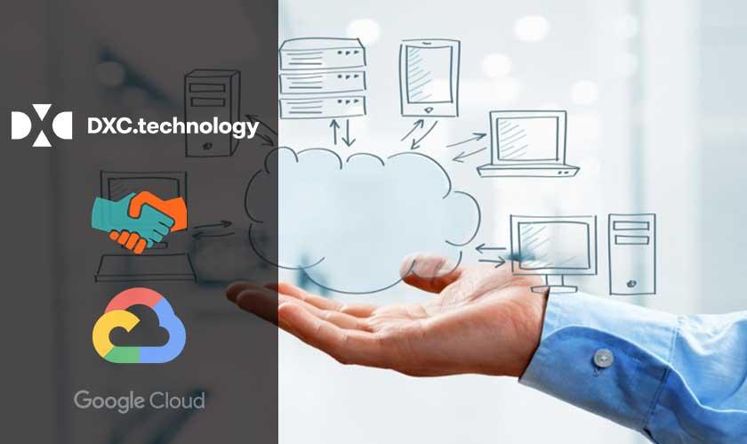 dxc google cloud partnership
