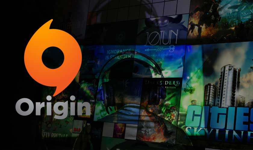 EA fixes the flaw in Origin Platform